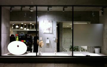 [kami no katachi] exhibition display design