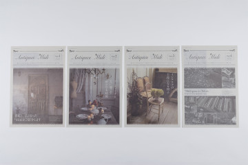 Antiques *Midi newspaper design