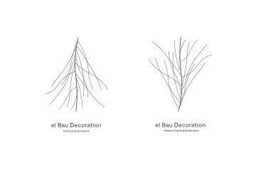 el Bau Decoration LOGO DESIGN & SIGN DESIGN
