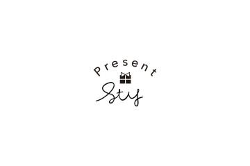 Present Sty & nene logo design