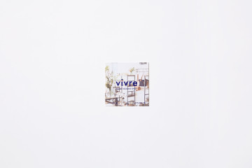vivre SHOP CARD design