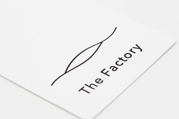 THE FACTORY LOGO DESIGN &NAMECARD DESIGN
