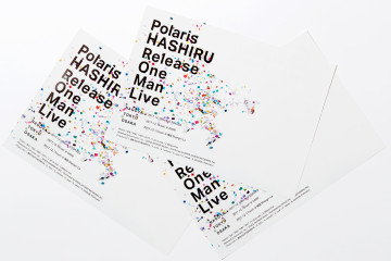 POLARIS FLYER DESIGN [HASHIRU]