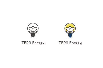 TERA Energy 株式会社 LOGO DESIGN