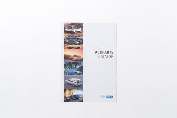 KENZ CAR PAMPHLET DESIGN