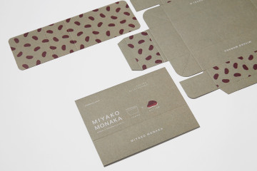 MIYAKO MONAKA PACKAGE DESIGN