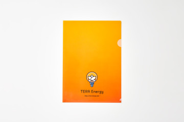 TERA ENERGY 株式会社 A4 CLERA FILE DESIGN