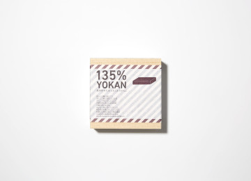 135% YOKAN PACKAGE DESIGN