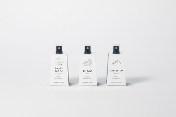 WABARA REFRESH MIST PACKAGE DESIGN