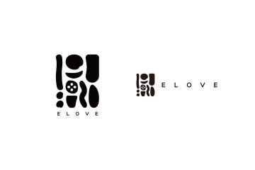 ELOVE ロゴデザイン