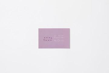 SOMETOORI(染めと織り) カードデザイン